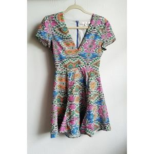 Lovers + Friends Cassidy Dress in Mosaic